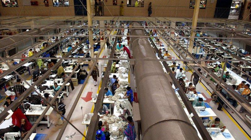 Sur les 45 entreprises interrogées, seules 27 se sont engagées à garantir le versement d'un salaire vital sur leur chaîne d'approvisionnement. (illustration)