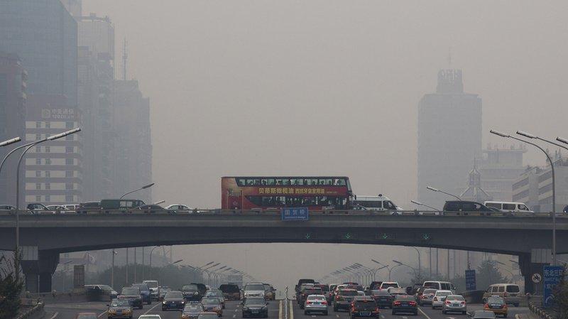 Les accidents de la route sont courants en Chine. (Illustration)