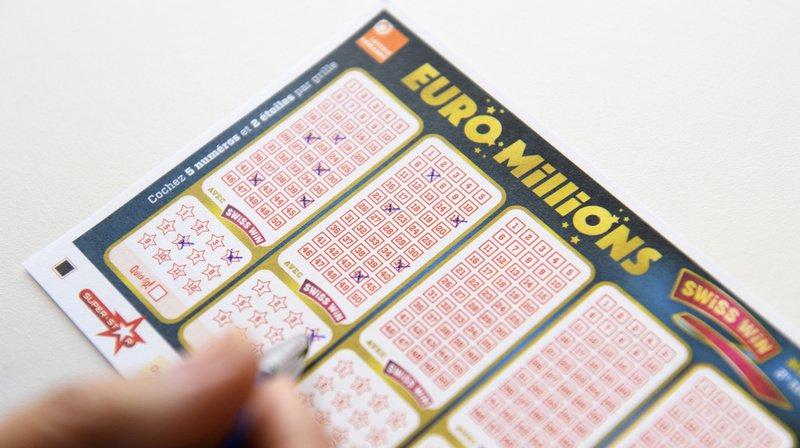 Euro Millions: aucun joueur ne décroche la grosse cagnotte de 208 millions, qui tombera mardi