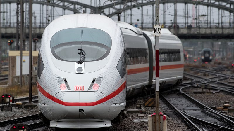 Transport ferroviaire: rejoindre Munich depuis Zurich prendra 45 minutes en moins dès 2020