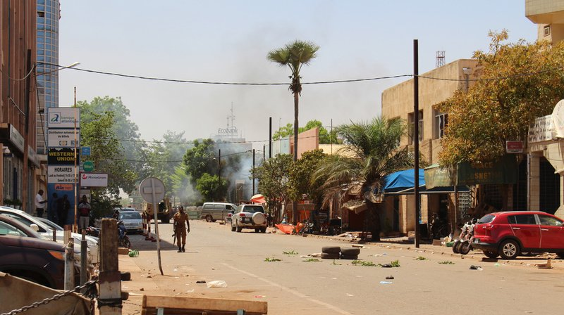 Burkina Faso: 17 morts lors d'un samedi meurtrier