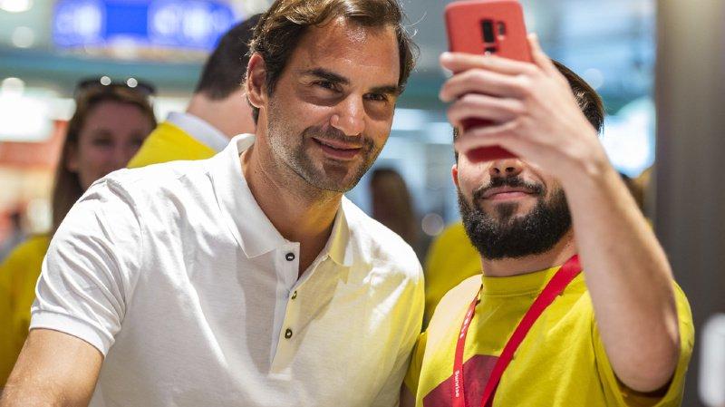 Réseaux sociaux: Roger Federer n'a pas fait de publicité cachée