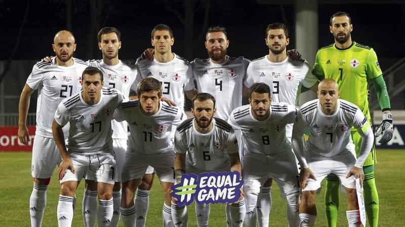 Football – Euro 2020: la Géorgie rend service à la Suisse en forçant l'Irlande au match nul