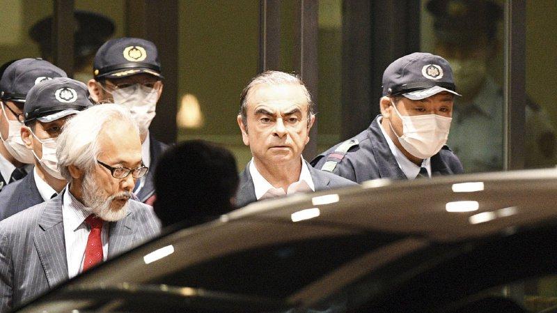 Automobile: l'ex-patron de Renault et Nissan Carlos Ghosn demande l'annulation des poursuites