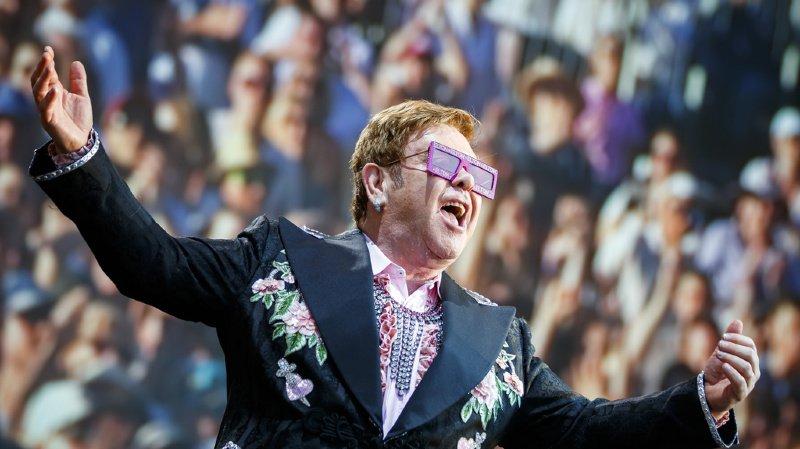 Le concert d'Elton John, en juin dernier, au Montreux Jazz, n'était finalement pas le dernier en Suisse (archives).