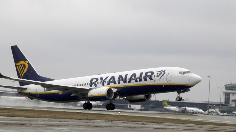 """Les fissures ont été découvertes sur la partie de l'avion dénommée le """"pickle fork"""". (Illustration)"""