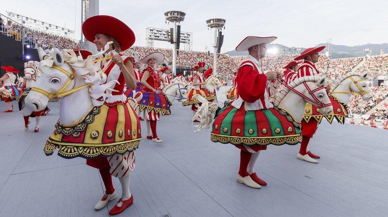 Fête des vignerons: un pressing a retenu près de 500 costumes en attendant le paiement des factures