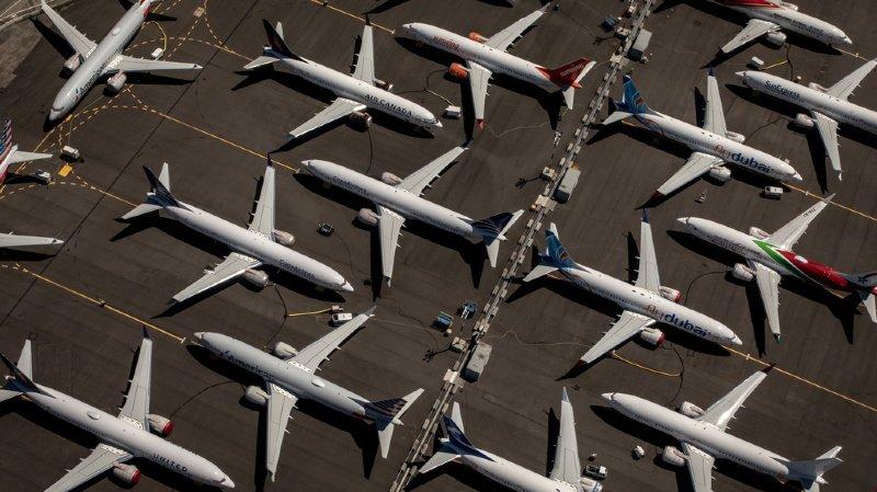 Cela fait plus de six mois que le Boeing 737 Max est immobilisé.
