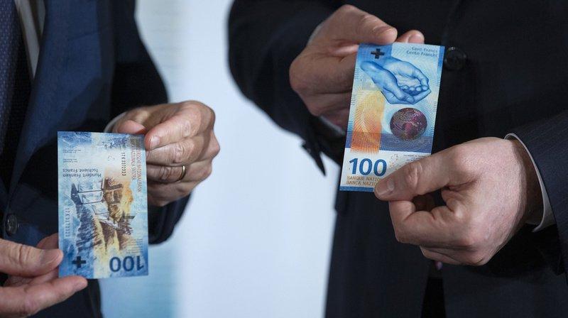 Le nouveau billet de 100 francs bloque certains postomats