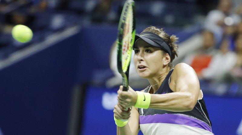 Après son succès initial contre Hsieh Su-Wei, la Suissesse a démontré des nerfs solides pour parvenir à battre Venus Williams, son aînée de 17 ans.