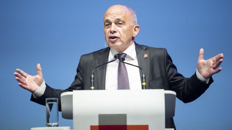 Sommet sur le climat: Ueli Maurer plaide pour plus d'innovation