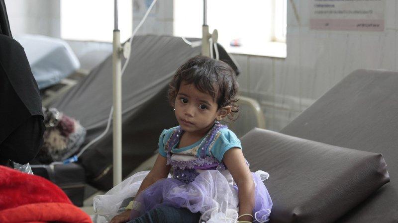 Sur les 676 millions d'enfants de moins de cinq ans vivant dans le monde en 2018, 340 millions souffraient de carences alimentaires, dénonce l'UNICEF. (Illustration)