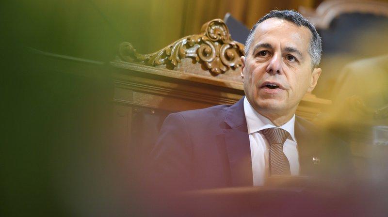 Syrie: les Kurdes de Suisse demandent à Ignazio Cassis des sanctions contre Ankara