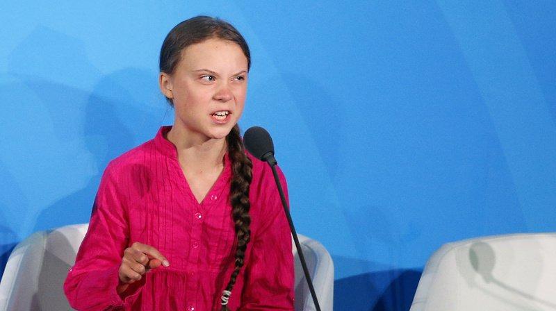 Climat: «Vous avez volé mes rêves et mon enfance!» Greta Thunberg charge les dirigeants du monde