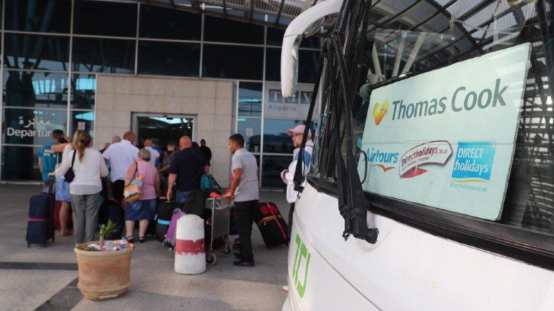 Quelques 600'000 vacanciers doivent être rapatriés, à la suite de la faillite de Thomas Cook.