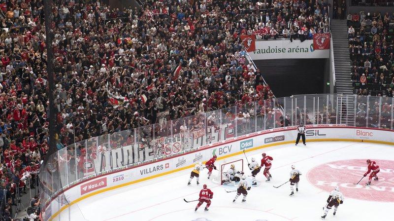 Hockey: Genève gâche l'inauguration lausannoise, Bienne assure l'essentiel et Fribourg perd encore