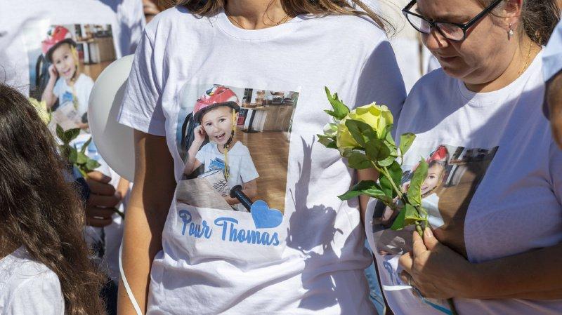 Genève: le Ministère public confirme la mort du père de Thomas, également retrouvé dans le Rhône