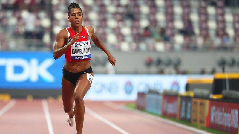 Athlétisme – Mondiaux de Doha: Mujinga Kambundji en finale du 200 mètres