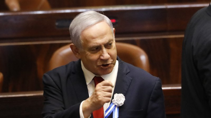 Benjamin Netanyahu a annoncé lundi soir qu'il renonçait à tenter de former un gouvernement.