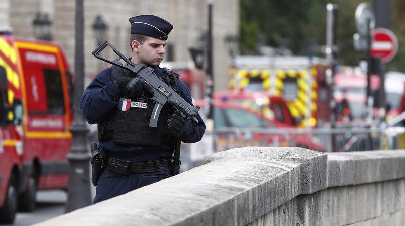 L'attaque s'est déroulée jeudi à la préfecture de police de Paris.