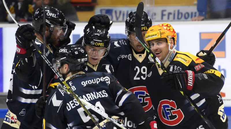 Hockey – National League: Fribourg et Lausanne déroulent, Genève chute