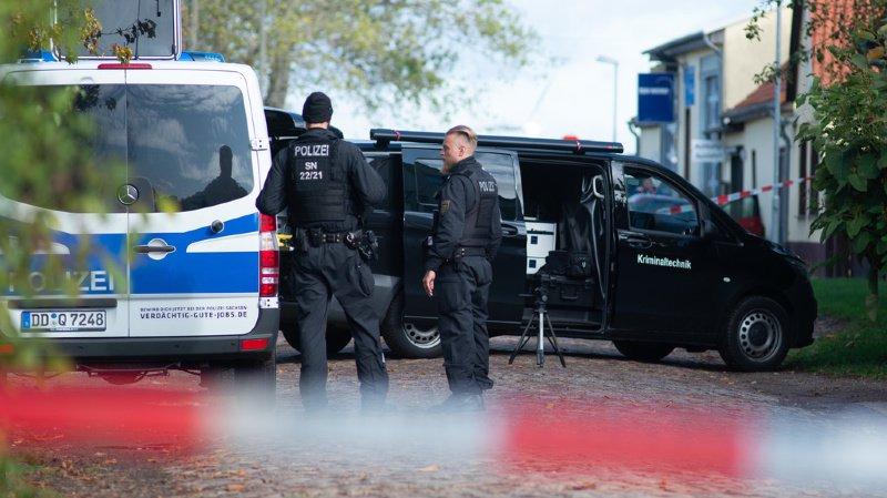 Allemagne: 4 kg d'explosif artisanal retrouvés dans la voiture du tueur de Halle