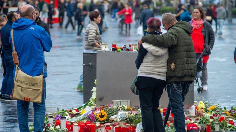 Allemagne: le tireur de Halle a avoué la motivation antisémite de l'attaque