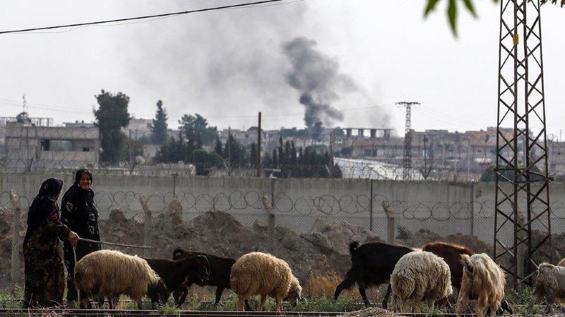 Attaque turque en Syrie: des familles de membres de l'Etat islamique s'échappent d'un camp