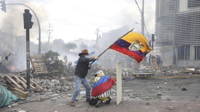Equateur: le mouvement indigène accepte le dialogue avec le président Lenin Moreno