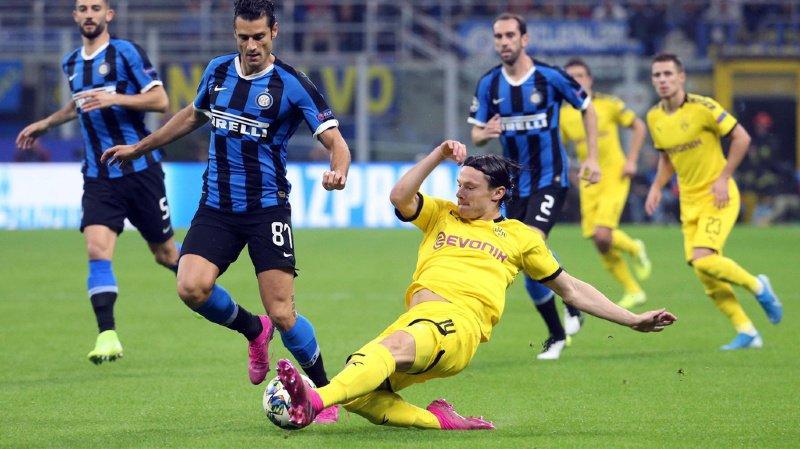 Les Allemands ont perdu 2-0 contre l'Inter lors de la 3e journée de Ligue des champions.