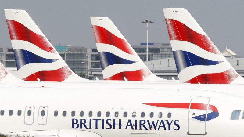 Transport aérien: un A320 de British Airways s'est posé en urgence à Bâle-Mulhouse