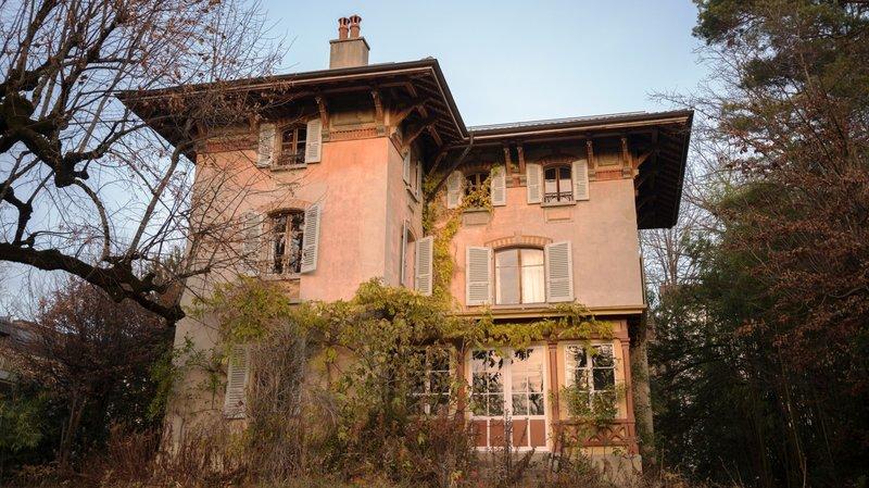 A Nyon, cette villa centenaire doit migrer de 18 mètres pour survivre