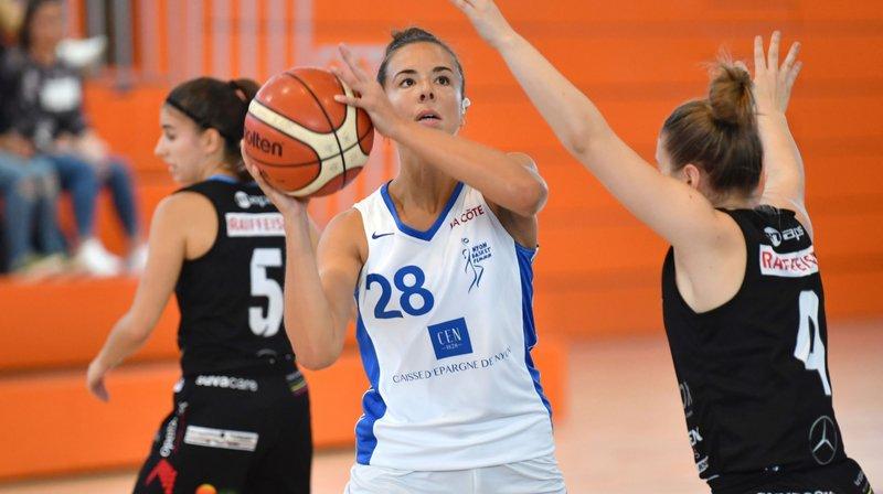 Jenna Müllauer et les Nyonnaises peuvent déjà rêver d'un potentiel quart de finale.