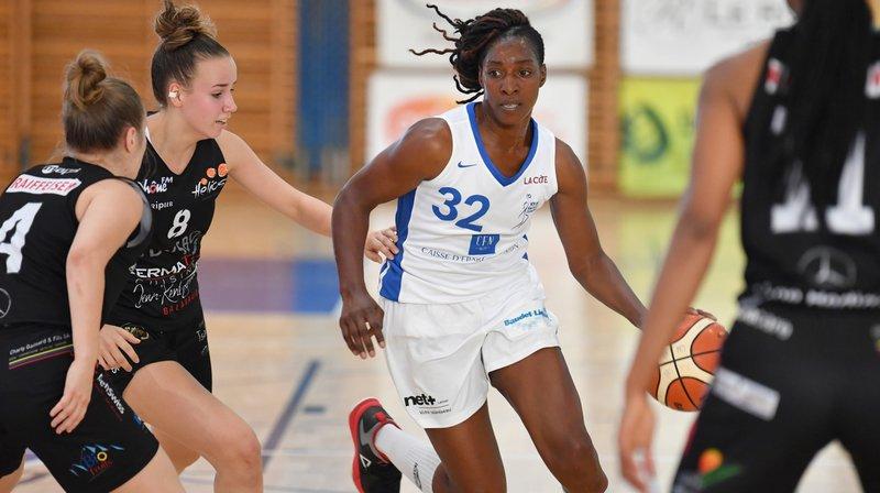 Le Nyon Basket Féminin s'impose pour sa première au Rocher