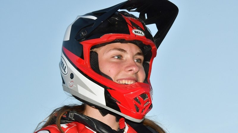 Zoé Claessens marque l'histoire du BMX suisse