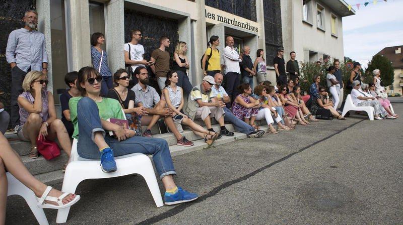 Les arts plastiques comme le festival du far reçoivent des subventions annuelles.