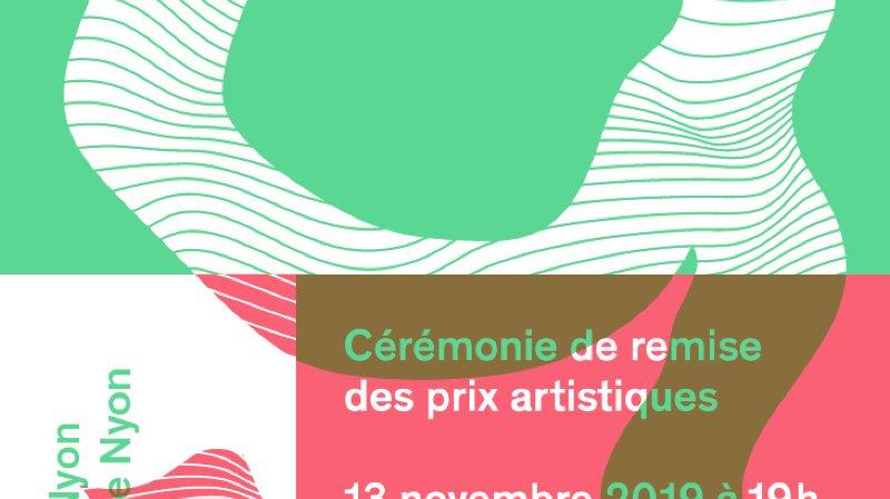 Cérémonie de remise des prix artistiques 2019