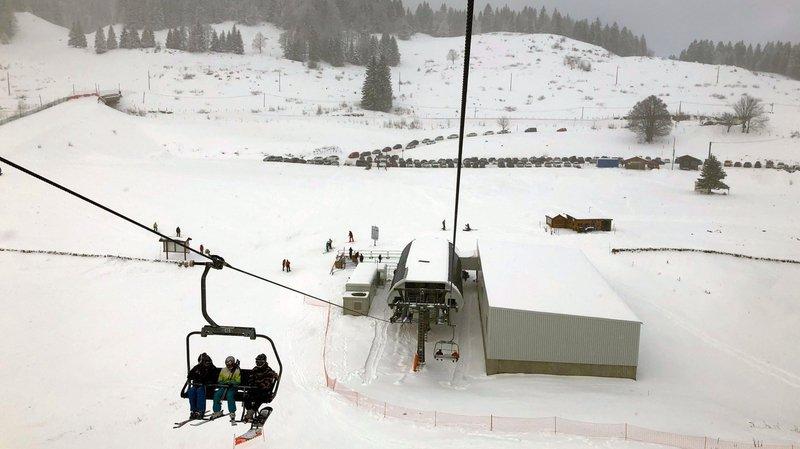 La Dôle: avalanche écolo sur le télésiège franco-suisse