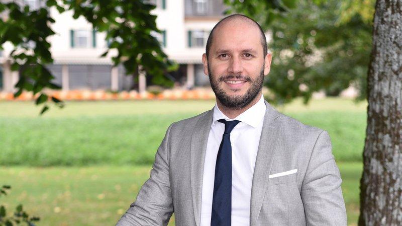 Mattia Benini est le nouveau directeur de La Lignière.