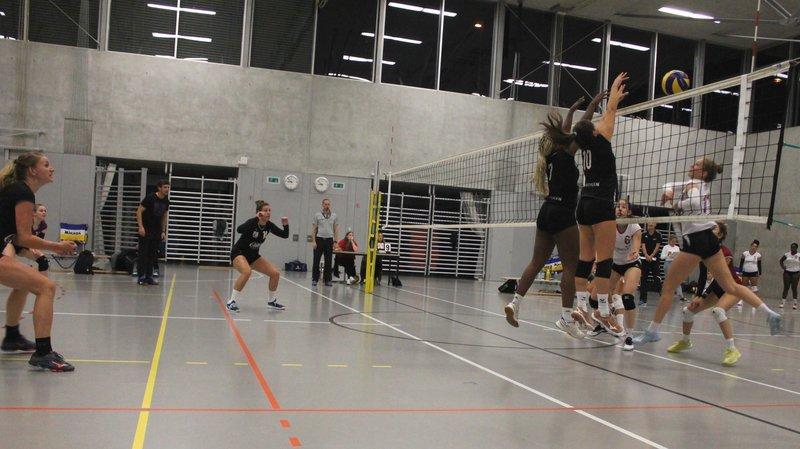 L'équipe féminine évoluant en 1e ligue a remporté son match de Coupe suisse face à Montreux.