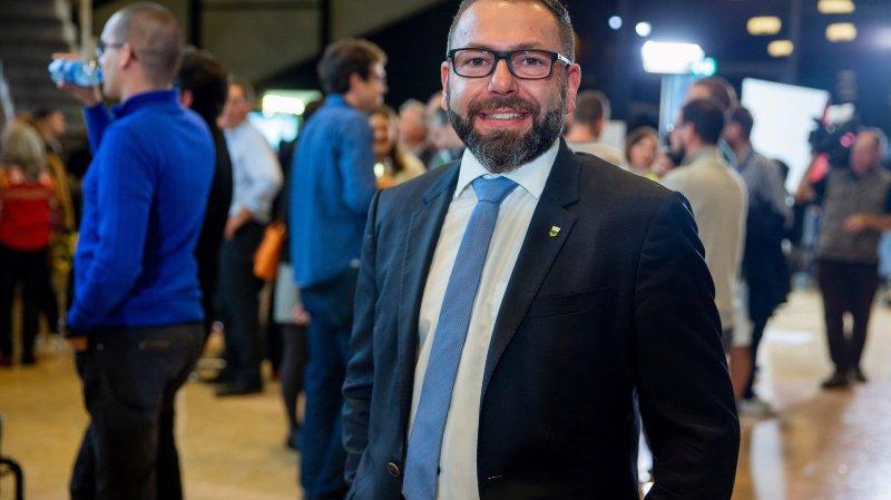 National: les inquiétudes de l'UDC Philippe Jobin