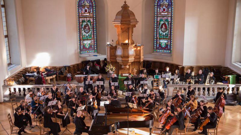Les Concerts classiques et la Région de Morges célèbrent leurs noces de diamant
