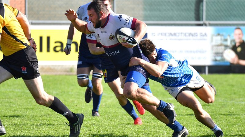 Journée faste pour le Nyon Rugby Club