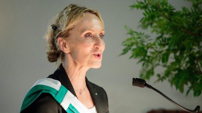 Andrea Arn rendra les clés de la préfecture l'an prochain