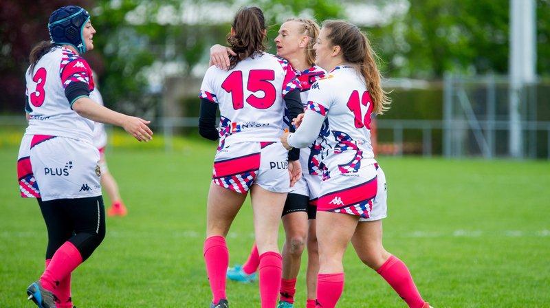 Rugby: les Mermigans enfoncent le clou