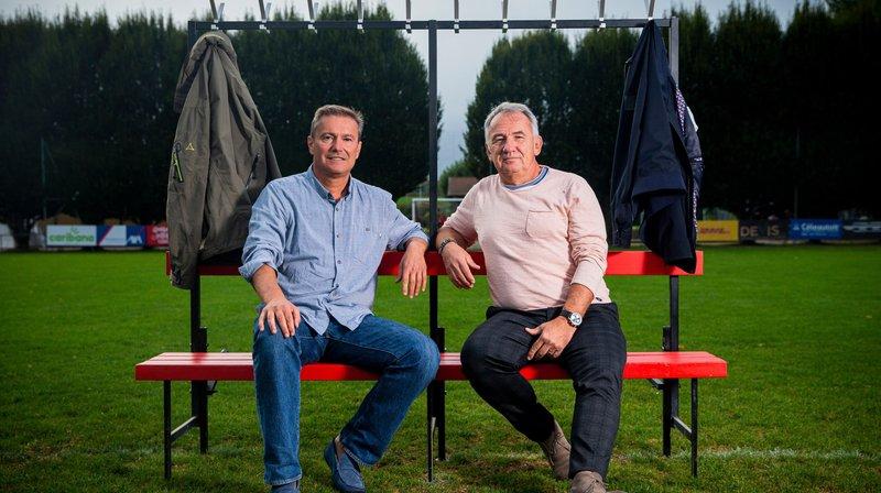 FC Crans: la nouvelle coprésidence veut redonner une identité au club
