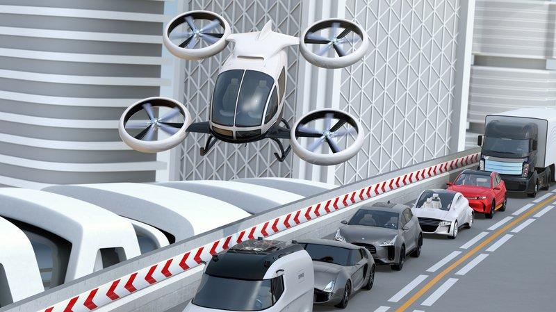 Genève veut développer un drone ambulance pour transporter ses patients