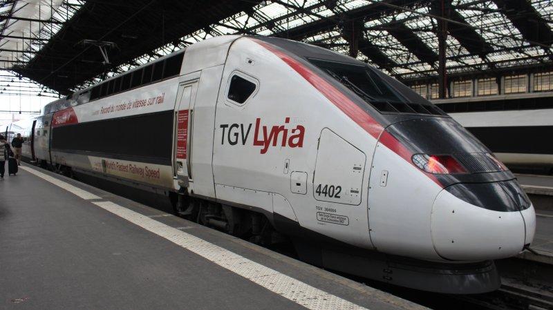 Transports: plus de sièges et de billets à tarif réduit pour les TGV au départ de la Suisse