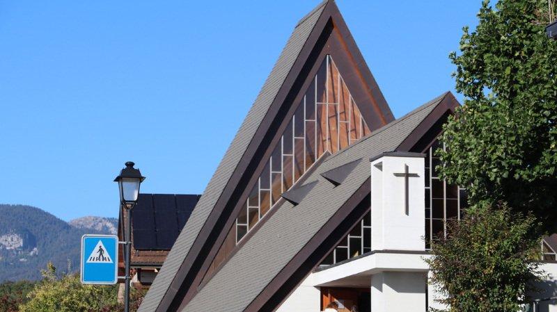 Si longtemps attendue, la chapelle de Begnins a un demi-siècle