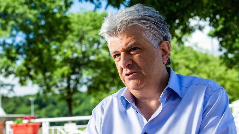 Stade Nyonnais: Vartan Sirmakes réélu lors d'une assemblée sujette à caution